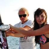 50 % ZNIŻKI na weekendowy kurs windsurfingu – OSTATNI WEEKEND WAKACJI!