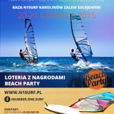 """""""n1surf Ezzy Cup"""" – IV Amatorskie Regaty Windsurfingowe"""