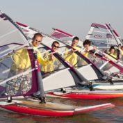 Kurs Instruktora Windsurfingu PSW w centrum Polski – 2021
